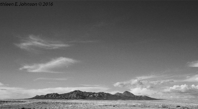 Some Views from Ute Mountain Tribal   Park #1