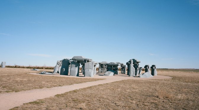 Alternate 5-Frames: Carhenge