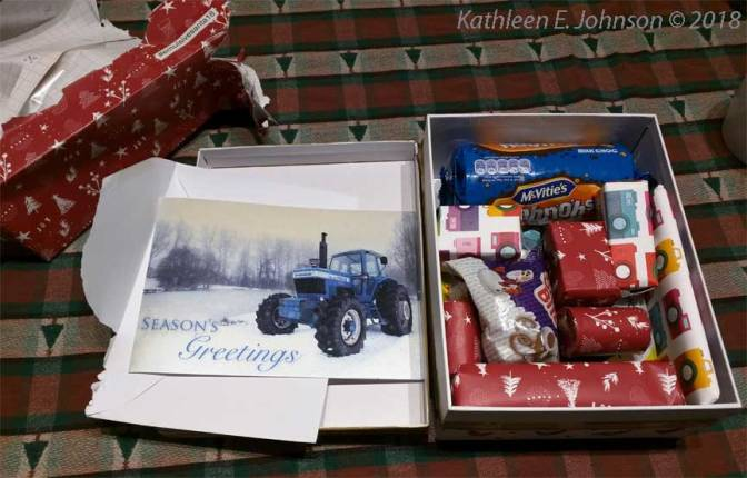 Emulsive Secret Santa 2018:  The Unboxing