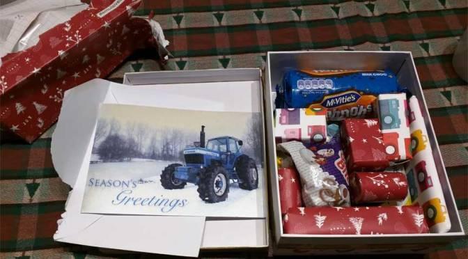 Emulsive Secret Santa 2018:  The Unboxing