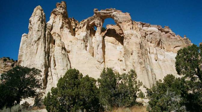 Grosvenor Arch: Grand Staircase-Escalante