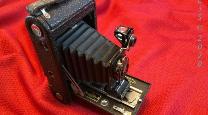 Grand Unboxing:  Kodak No. 1 Autographic Junior 13340