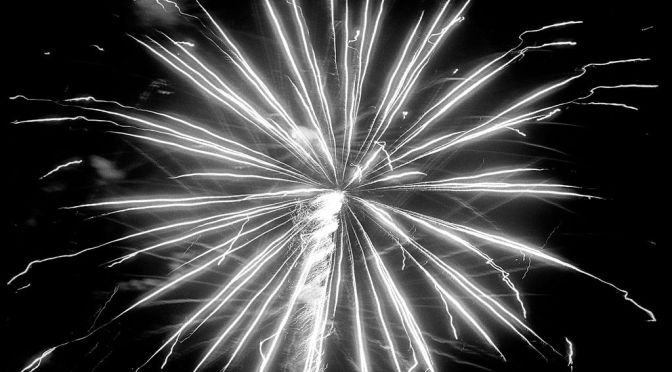 Photographing Fireworks with a 90 Year Old Leica