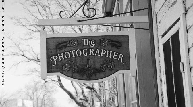Photographer's Door