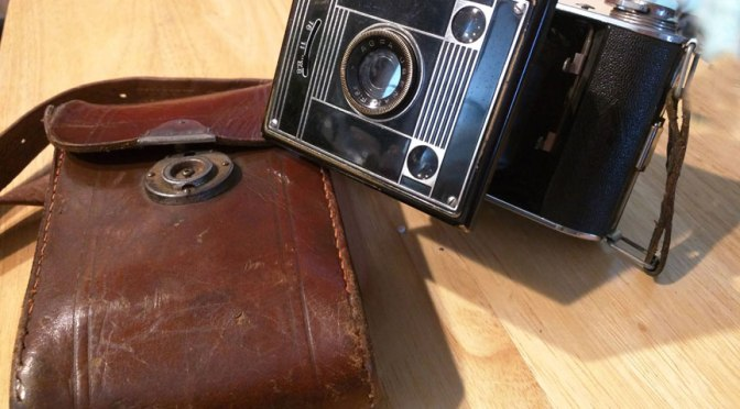 1934 Agfa Billy Clack No. 51 Unboxing